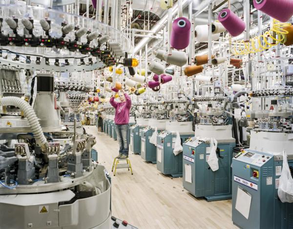 fábrica téxtil- toda la historia