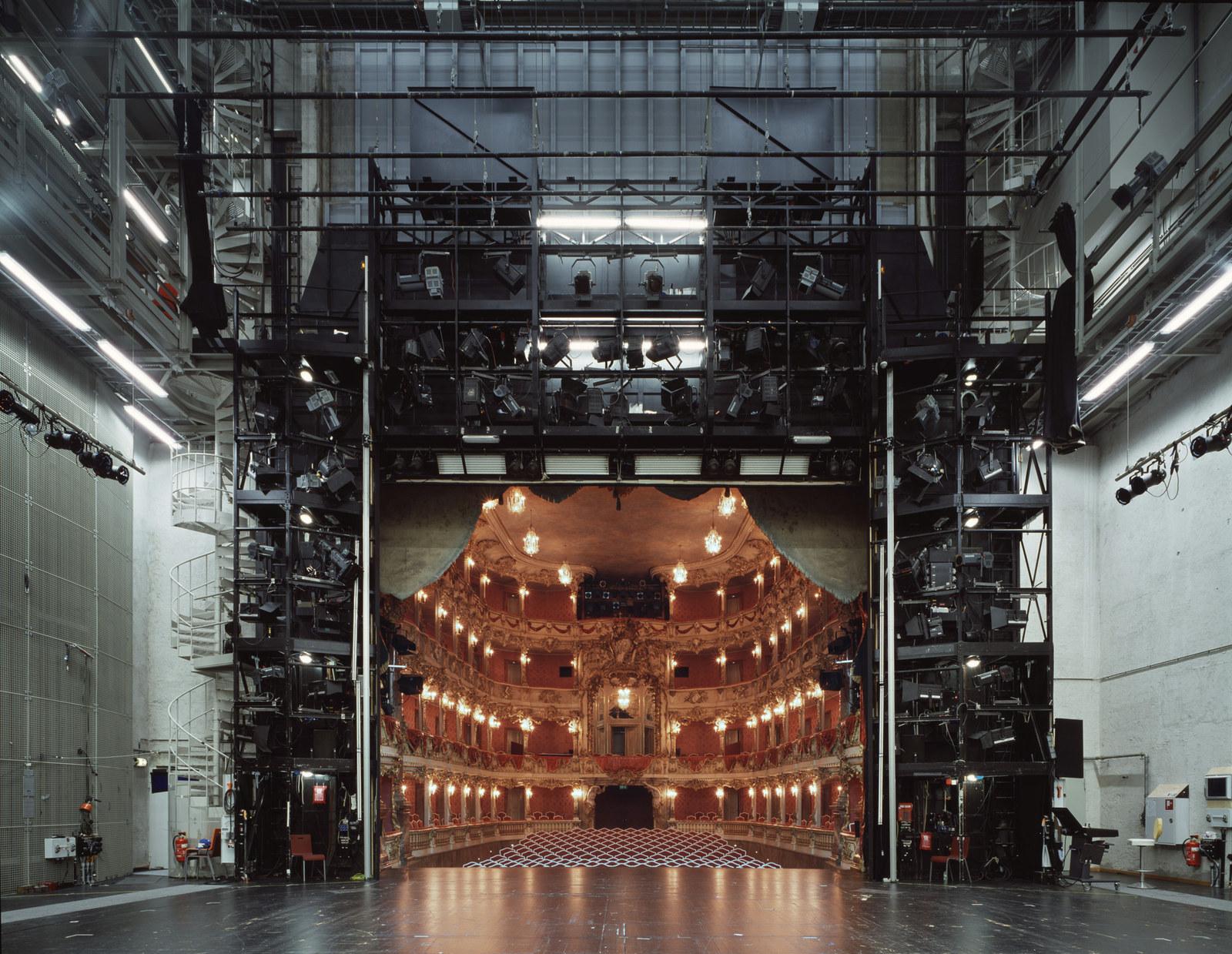 Cuvilliés Theater, Munich