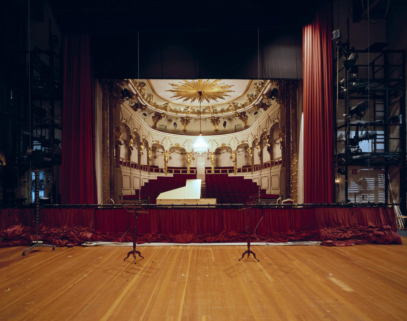 Palace Theatre, Sanssoucis, Potsdam