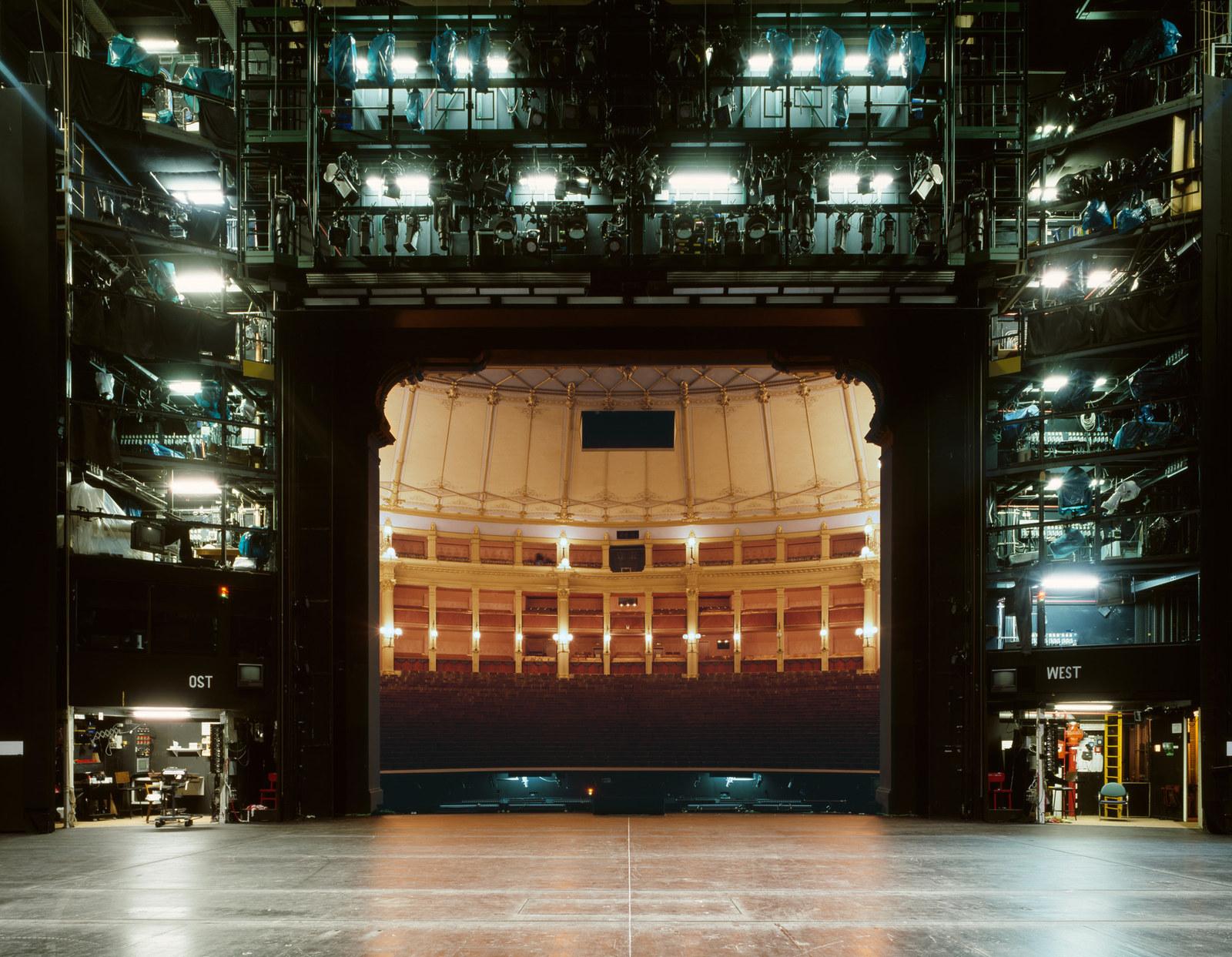 Bayreuth Festival Theatre, Bayreuth