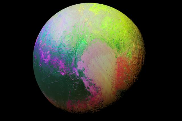 Psicodélico Pluto - Universo