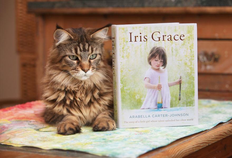 iris-grace- Lo diferente es brillante