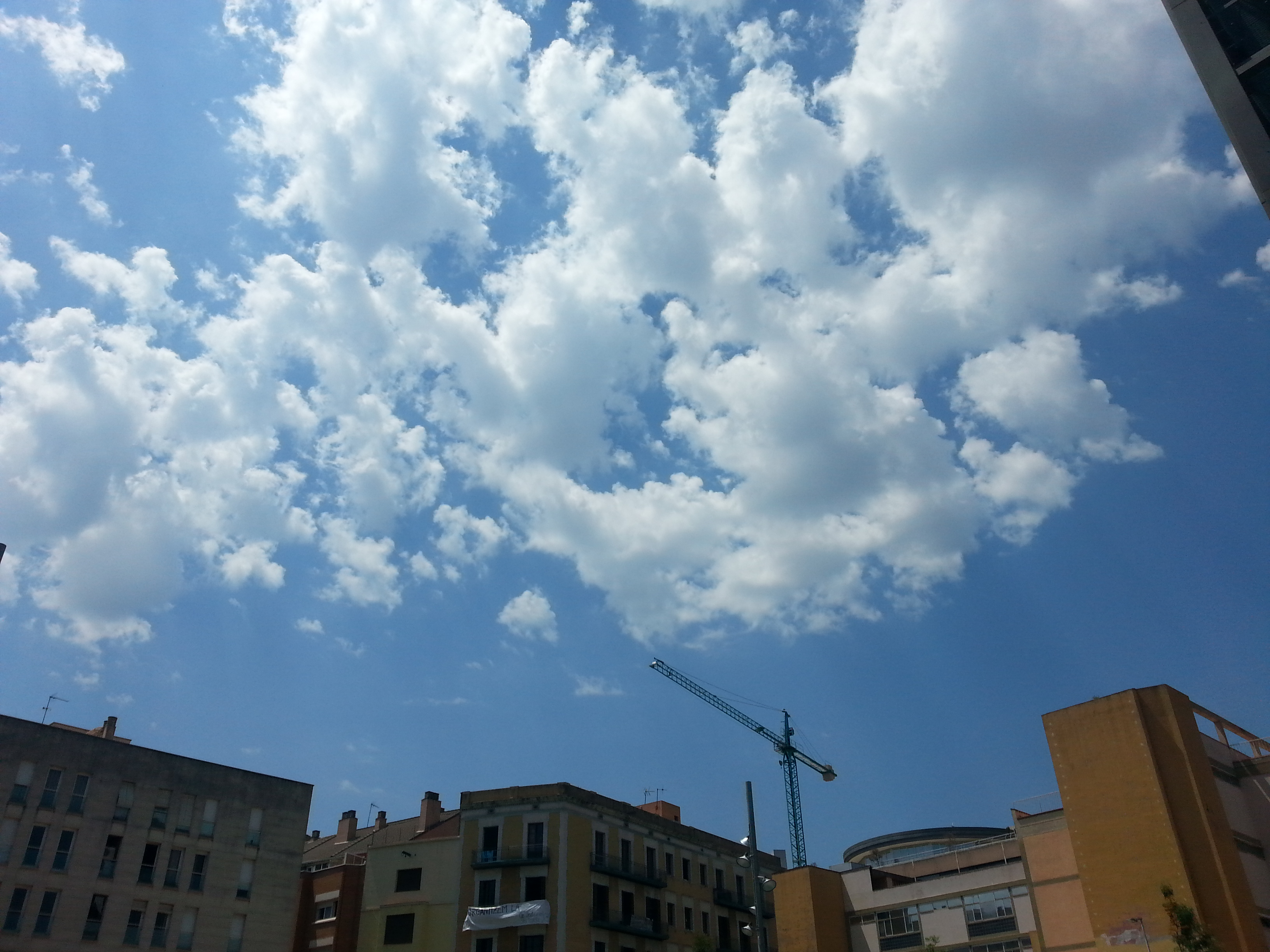 Los cielos de Barcelona - Raval