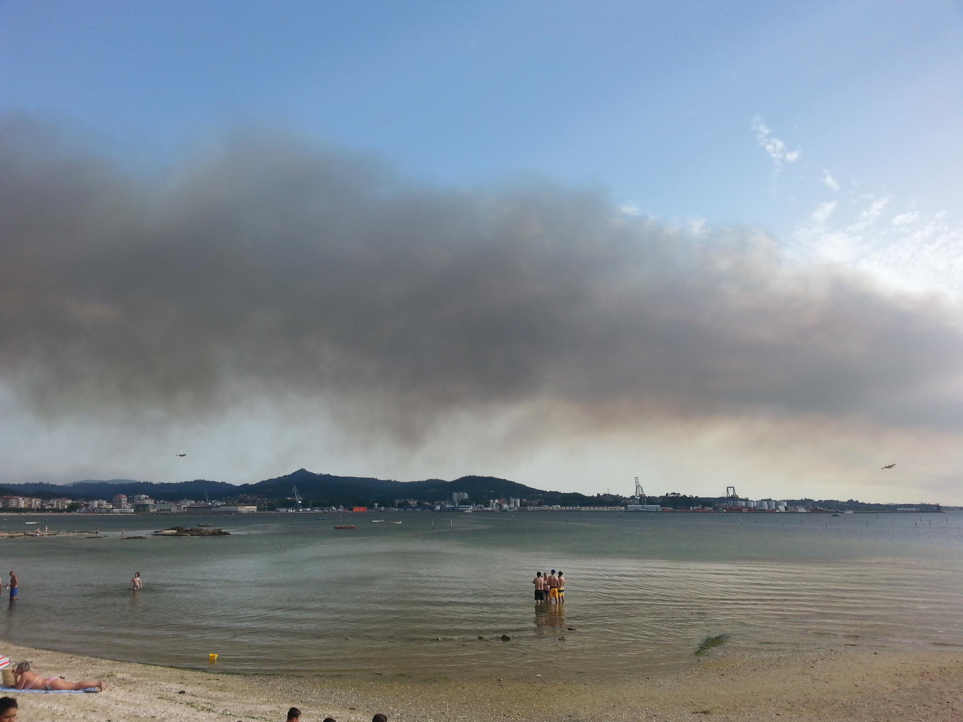 Galicia verano incendios