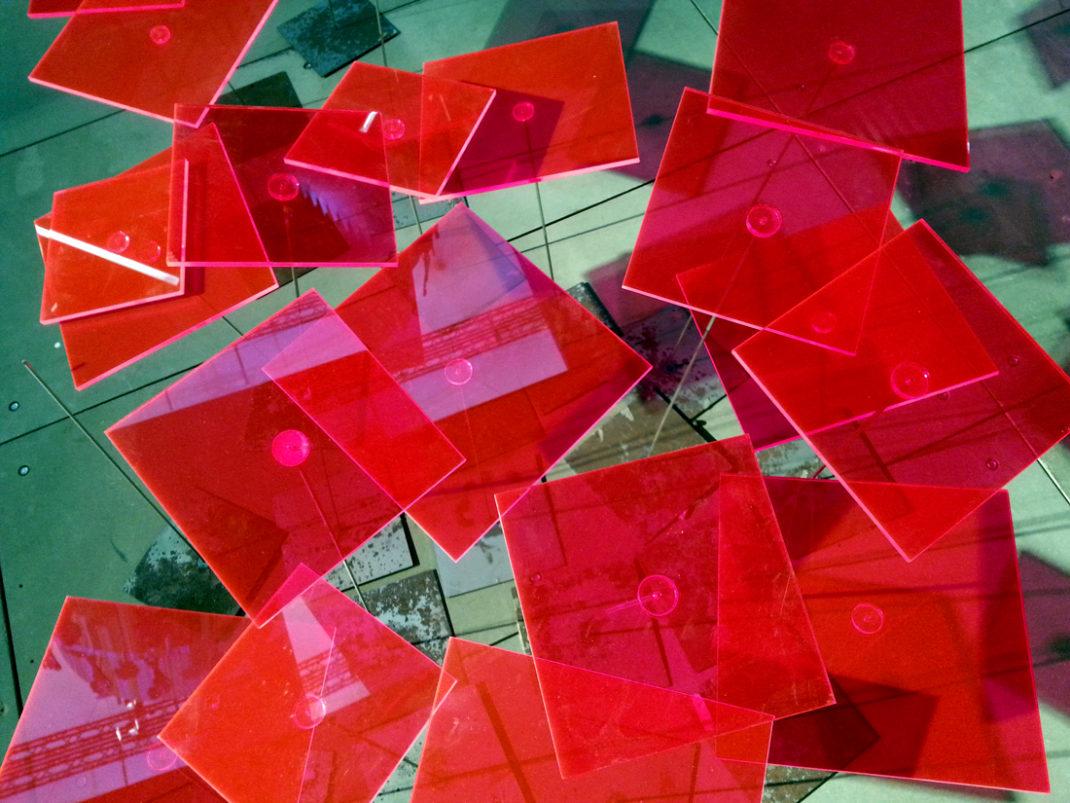 plásticos en la Pitti Filatti