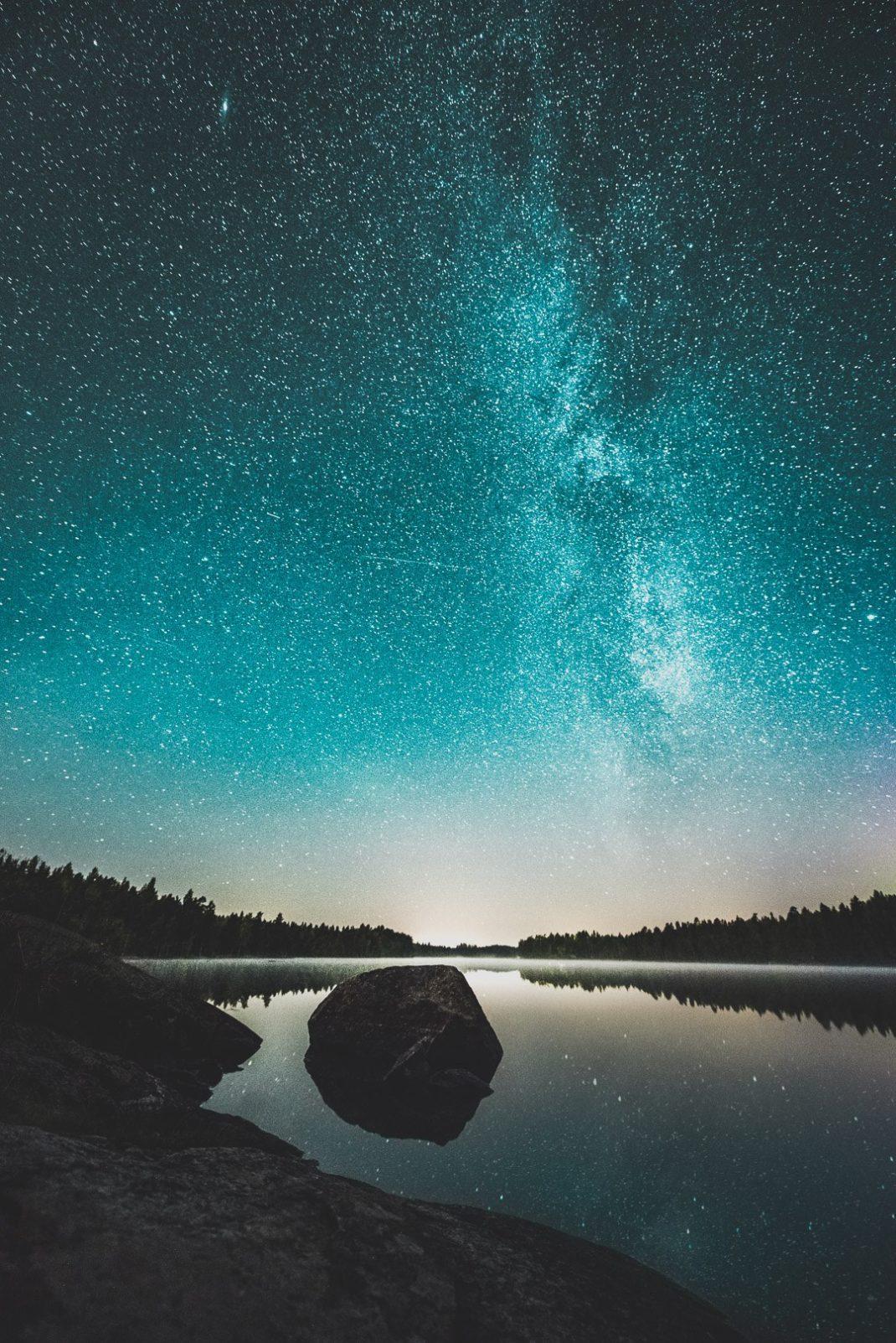 Las estrellas están ahí