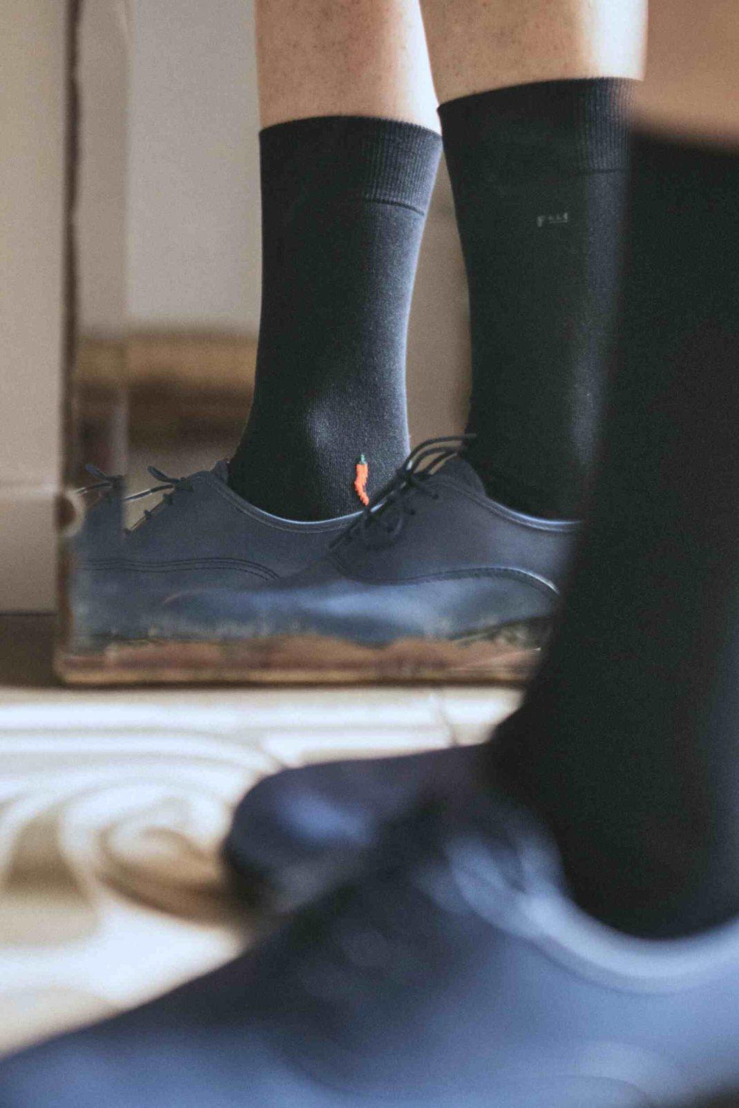 calcetines algodon calzefratelli